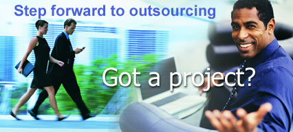 Step forward to outsourcing!